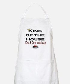 King of the House2 BBQ Apron
