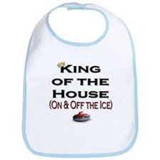 King of the House2 Bib