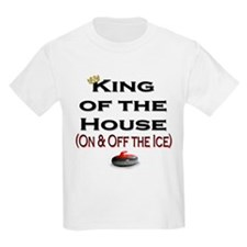King of the House2 Kids T-Shirt