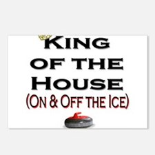 King of the House2 Postcards (Package of 8)