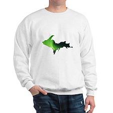 Aurora Borealis U.P. 1 Sweater