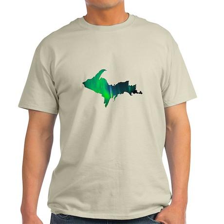 Aurora Borealis U.P. 2 Light T-Shirt