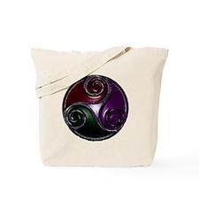 Cute Pagan symbols Tote Bag