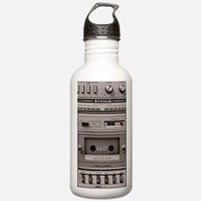Cool Boombox Water Bottle