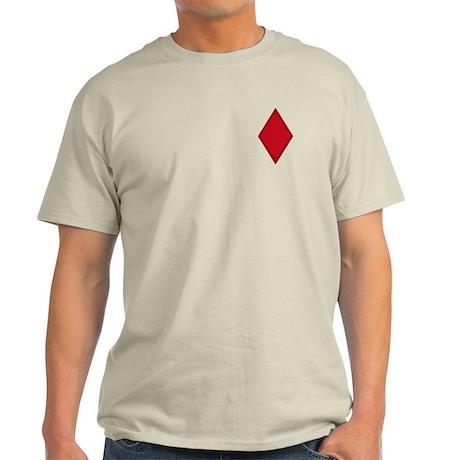 Red Diamonds Light T-Shirt