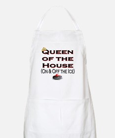 Queen of the House BBQ Apron