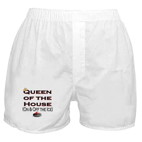Queen of the House Boxer Shorts