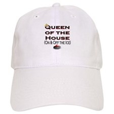 Queen of the House Baseball Cap