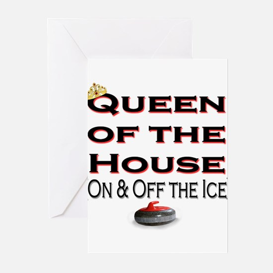 Queen of the House Greeting Cards (Pk of 10)