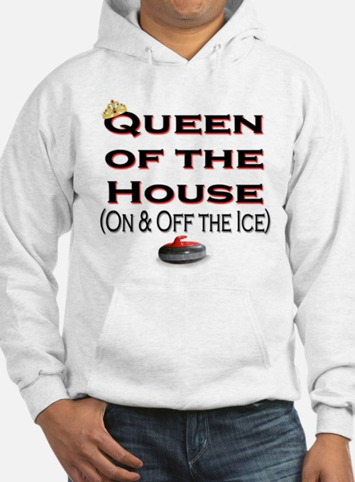 Queen of the House Hoodie