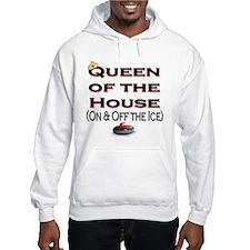 Queen of the House Hoodie Sweatshirt