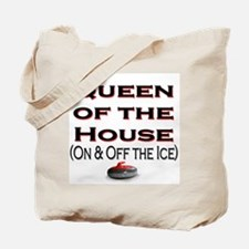 Queen of the House Tote Bag