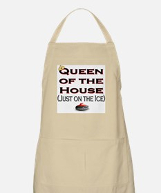 Queen of the House2 BBQ Apron