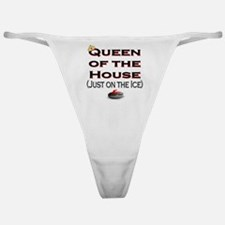 Queen of the House2 Classic Thong