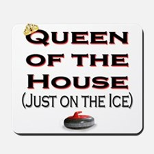 Queen of the House2 Mousepad
