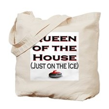 Queen of the House2 Tote Bag