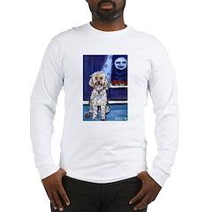 COCKAPOO unique dog art Long Sleeve T-Shirt