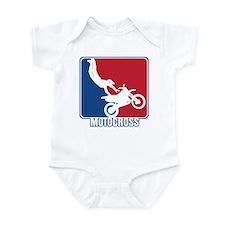 Major League Motocross Infant Bodysuit
