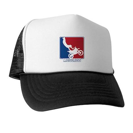 Major League Motocross Trucker Hat