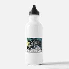 Cheshire Cat Water Bottle