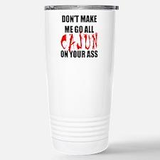 All Cajun Travel Mug