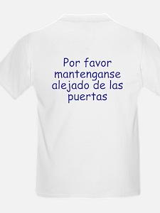 Disney Monorail Message Kids T-Shirt