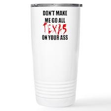 All Texas Travel Mug