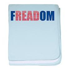FREADOM baby blanket