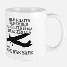 Old Pilots Style A Mug