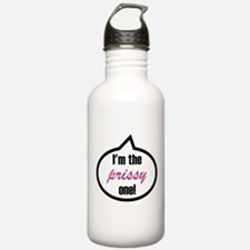 I'm the prissy one! Water Bottle