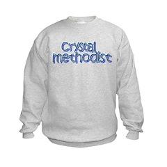 Crystal Methodist Sweatshirt