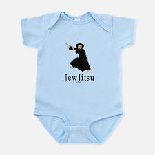 JewJitsu Infant Bodysuit