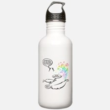 WHALE SONG Water Bottle