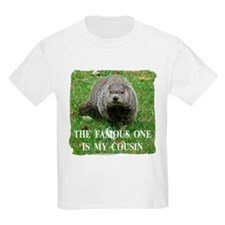 Cousin of Famous Groundhog T-Shirt