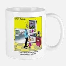 Before People Had Antennae Mug