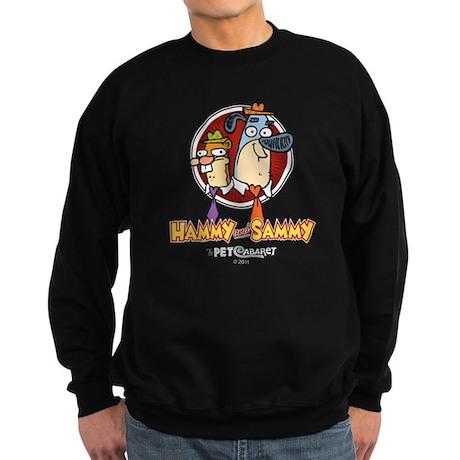 Hammy/Sammy Dark Sweatshirt