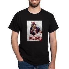 Zombie Uncle Sam T-Shirt