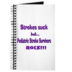 Strokes suck...Survivors rock! Journal