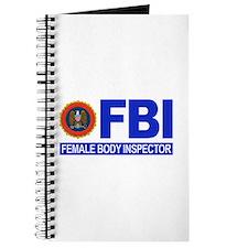 FBI Female Body Inspector Journal