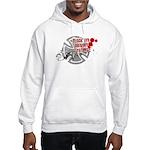 Black Eye Delivery Hooded Sweatshirt