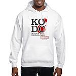 KO Distribution boxing Hooded Sweatshirt