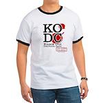 KO Distribution boxing Ringer T