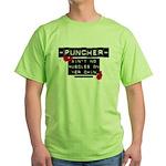 Puncher Green T-Shirt