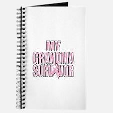My Grandma is a Survivor Journal