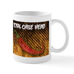 Total Chili Head Grunge Desig Mug