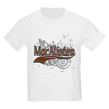 MacAlister Tartan Grunge T-Shirt