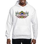 Brazilian Jiu Jitsu Hooded Sweatshirt