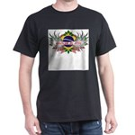 Brazilian Jiu Jitsu Dark T-Shirt