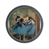 Degas Wall Clocks