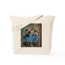 Funny Ballet degas Tote Bag